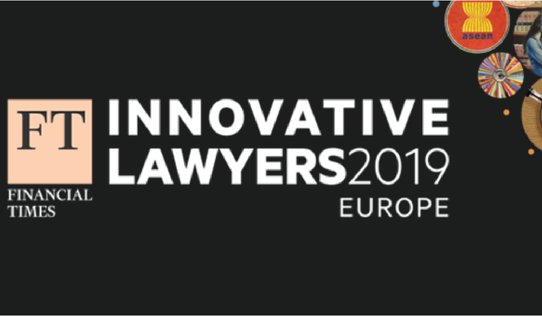 FT Innovative Lawyers 2019: Obelisk Support commended for changing behaviours
