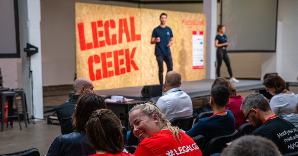 LegalGeek 2019: Driving Change, Data, UX and Diversity
