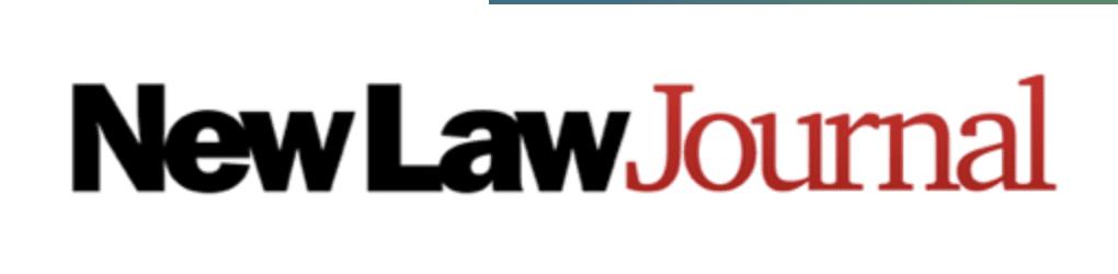 New Law Journal logo