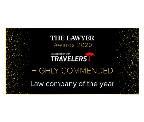 The Lawyers Awards 2020