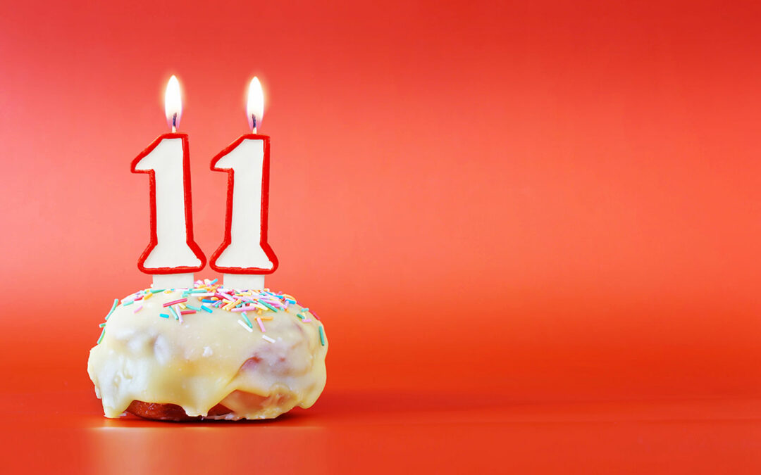 Celebrating eleven years as legal pioneers